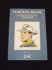 Funcken - Lieutenant Burton 2 - TL 100 ex. N°/S.  HIBOU