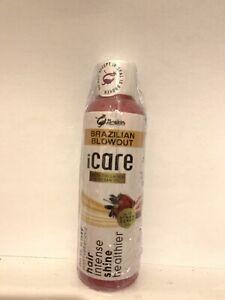 1 iCare Brazilian Blowout With Collagen & Argan Oil Hair Repair 100ml Original
