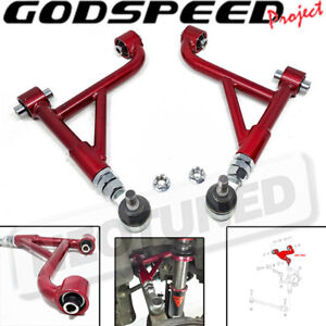 For Lexus IS300 XE10 2001-05 Godspeed Adjustable Spherical Rear Camber Arms Kit
