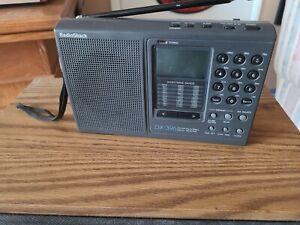 Radio Shack DX-396 AM/SW/FM Digital Receiver