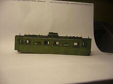 Jouef caisse de locomotive BB 27 repeinte  salie