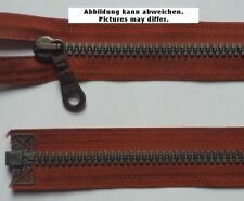 Opti Zip Decorative prongs red-brown 80 cm