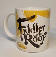 Fiddler on the Roof Broadway Musical L'Chaim! Coffee Mug