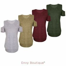 Crew Neck Dresses Knitted