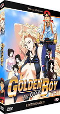Golden Boy ( Kult Anime auf Deutsch ( 3 DVDs Komplette Serie ) NEU OVP