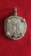 Spanish Coin Authentic jewelry 1600's