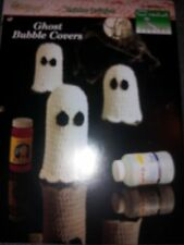 Ghost Bubble Covers Annie's Crochet Collector Series pattern