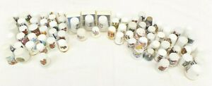 Collectible and comemorative Thimbles with Different Designs Job Lot