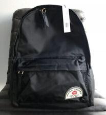 NWT MARC JACOBS Collegiate Black Nylon Large Backpack M0015910-001 $200