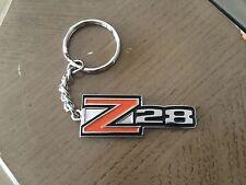 Chevy Z28 Z/28 Z-28 Camaro Emblem Keychain