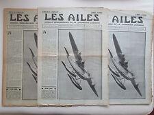 AILES 1935 756 SCION SENIOR HESTON PHOENIX SHORT MAYO ETHIOPIE ITALIE CIANO POU