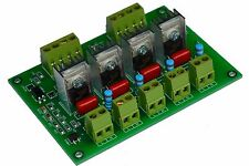 4CH DIN RAIL AC Triac LED Dimmer Arduino Raspberry Smart Home