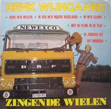 HENK WIJNGAARD - ZINGENDE WIELEN  - LP