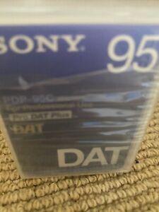 Sony DAT Pro DAT Plus tapes - 95 min.
