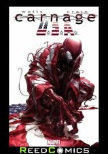 CARNAGE USA GRAPHIC NOVEL Paperback Collects CARNAGE U.S.A. 5 Part Mini series
