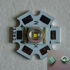 New Cree XRE 7090 Q5 1W 3W High Power LED 230lm Cool White With 20mm Star base