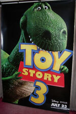 Cinema Banner: TOY STORY 3 2010 Rex/Wallace Shawn