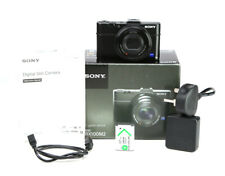 Sony RX100 II Compact Camera + Integrated ZEISS® Vario-Sonnar T* f1.8 lens +WiFi