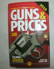 2016 Official Gun Digest Book of GUNS & PRICES *New & Free Shipping
