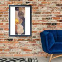 Gustav Klimt - Goldfische Wall Art Poster Print