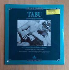 Tabu: A Story of the South Seas (1931) Laserdisc - NTSC LVD9233 - Ex Condition