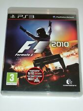 "F1 2010 Formula 1 2010 for Playstation 3 PS3 ""FREE UK P&P"""