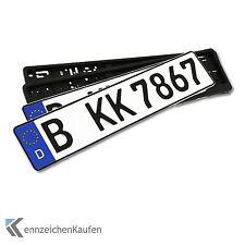 2 Euro-Kennzeichen   KFZ Kennzeichen 520x110 mm