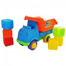 P55330 Tipper Truck With Blocks (3309)