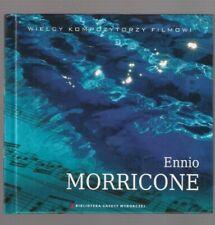 ENNIO MORRICONE WIELCY KOMPOZYTORZY FILMOWI TOM 2 RARE OOP CD GREAT COMPOSERS