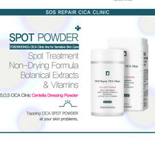 S.O.S Damaged Skin Repair Cica Clinic Cica Spot Powder 6g Acne & Blemish Trouble
