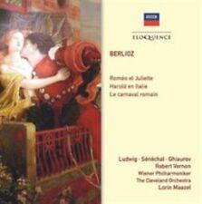 Berlioz: Roméo Et Juliette, Harold En Italie, Le Carnaval Romain  CD