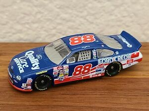 1999 Cup Champion #88 Dale Jarrett Ford Quality Care 1/64 Action NASCAR Diecast