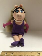 Disneyland Walt Disney World Muppet Vision 3D Miss Piggy, Authentic, 10""