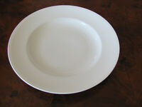 Christopher Stuart Heritage White Y1000- Rim Soup Bowl(s) -Up to 10 Available