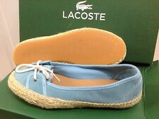 Lacoste (ELETA 3) Women's Casual Shoes, Suede, Brand New, Size UK 4 - EU 37