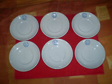Soucoupe Wagon Lit en porcelaine de Gien, plusieurs disponibles