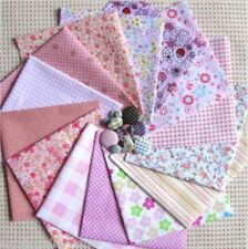 1Pcs DIY Fabric Square Cotton Patchwork Quilting Floral Polycotton Craft Remnant
