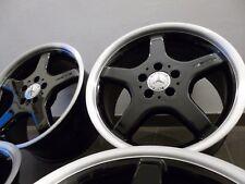 AMG Felgen 8 + 9 x 18 Mercedes W211 W210 E R129 SL W208 W209 CLK R170 R171 SLK