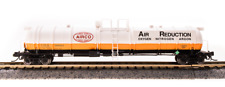 AirCo Cryogenic Tank Car #80028 N - Broadway Limited #3727