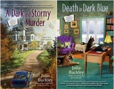 Writer's Apprentice Mystery Series Collection Set Books 1-2 by Julia Buckley