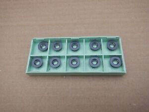 10 WALTER CARBIDE INSERTS RDHX12T3M0-A57 WHH15