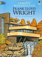 Famous Buildings of Frank Lloyd Wright (Dover Hist