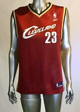 Reebok Youth Lebron James Jersey Talla Grande 14-16 #23 Cleveland Cavaliers NBA