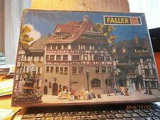 Faller H0 932 Dürerhaus sehr schönes Fachwerkhaus  Bausatz in OVP NEU