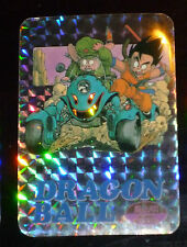 DRAGON BALL Z DBZ COVERS COLLECTION CARDDASS CARD PRISM CARTE BIRD BRAVO C29 NM-