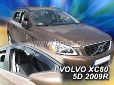 HEKO Windabweiser VOLVO XC60  5-türig  ab 2008  2-tlg Regenabweiser 31235