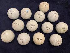 13 - Titleist Pro V Balls. 3 Pro V1x. 10 Pro V1. Grade Aaa - 3A. Read Descr