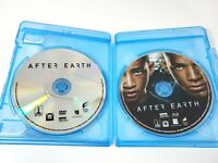 After Earth on Blu-ray & DVD Will & Jayden Smith Missing Cover Art