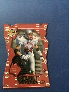 2000 PRESS PASS #BO8 BREAKOUT BRIAN URLACHER ROOKIE CARD Bears