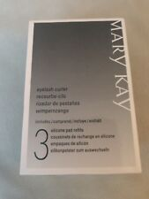 Mary Kay® Eyelash Curler With 3 Silicone Pad Refills Brand New - FREE SHIP